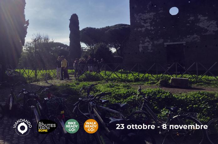 """Viandando – tutti gli eventi per """"All Routes lead to Rome 2020"""""""